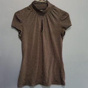Express Polks Dot Top